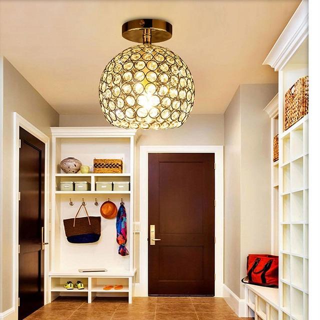 Postmodern Decorative K9 Crystal Ceiling Light