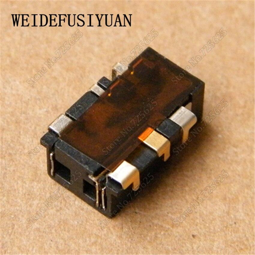 3.5mm Audio  Port Plug Socket Replacement Jack Connector For Asus K555 X553M R556L DX992 K555 W509L K555DG Y583LD материнская плата asus h81m r c si h81 socket 1150 2xddr3 2xsata3 1xpci e16x 2xusb3 0 d sub dvi vga glan matx