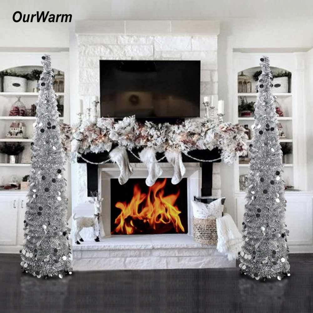 Detail Feedback Questions About Ourwarm Decoration Christmas 150cm