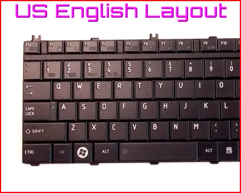 New Laptop US Keyboard for Toshiba SATELLITE L350 X205 L355 L350D L355D L505D