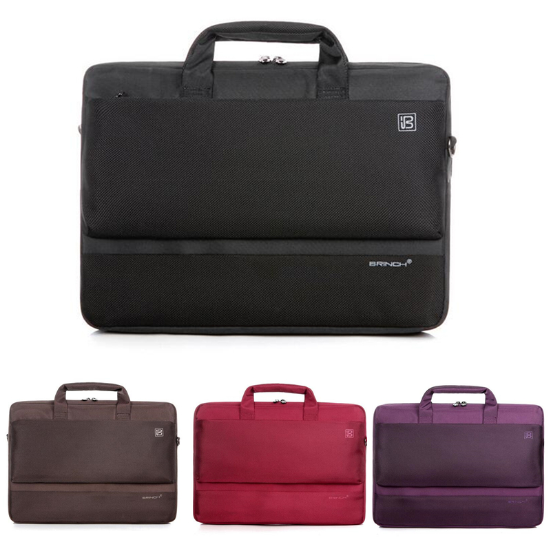 15 17 Inch Laptop Bag Women Men Notebook Bag Shoulder Messenger Computer Sleeve Handbag for Macbook Lenovo Dell Laptop Case
