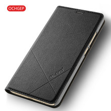 Original OCHGEP Brand For Meizu M3 Note, Luxury Fundas Flip Leather Co