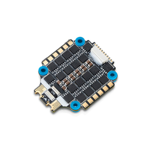 Image 3 - NEW HobbyWing XRotor Micro 60A 4in1 5V BEC output 3 6S Lipo BLHeli 32 DShot1200 Integrated 3 6S ESC for DIY Multicopter