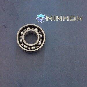 Image 3 - משלוח חינם MHF 10 יחידות 6202RS 16mm רדיאלי מיסבים כדוריים מיניאטורות 6202/16 חותמות גומי אחד המחיר הטוב ביותר ביצועים גבוהים