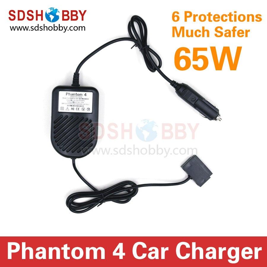 DJI Phantom 4 Intelligent Car Charger 65W Charger Phantom4 Battery Accessories