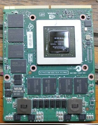 The New Quadro 5010M Q5010M Professional Graphics Card Warranty For 1 Year