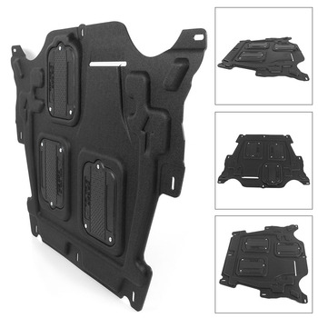 For Volvo XC60 2010 2011 2012 2013 2014 2015 2016 2017 Auto Accessories Under Cover Engine Splash Shield Mudguard