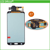 10pcs DHL High Quality LCD Display 100 Tested Working Touch Screen Assembly For Samsung Galaxy E7