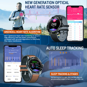 Image 5 - HOT Zeblaze NEO Touch Display Smart Watch frequenza cardiaca pressione sanguigna braccialetto intelligente salute femminile conto alla rovescia chiamata rifiuto orologio