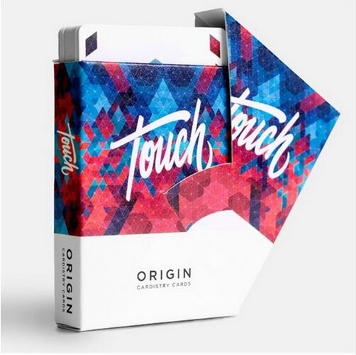 Magie gauche 1 Deck origine Cardistry Touch 2017 CARDISTRY cartes à jouer tours de magie