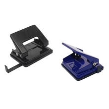 2 Holes Standard Punch for Paper Document Scrapbook Office Binding Hole Punch Stationery Supplies недорого