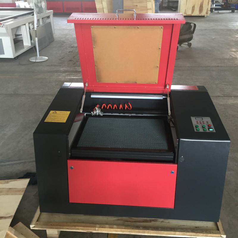 Ogromny Cena fabryczna 4060 Grawerowanie Laserowe 50 W/60 W/80 W/100 W EF76