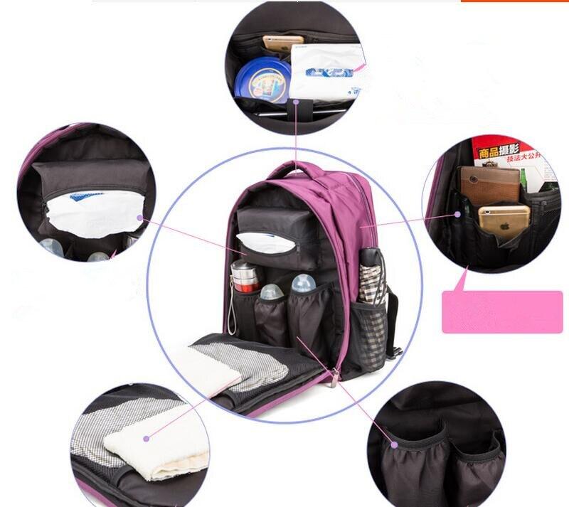 maternidade bolsa de fraldas bolsa Estilo : Casual, leisure
