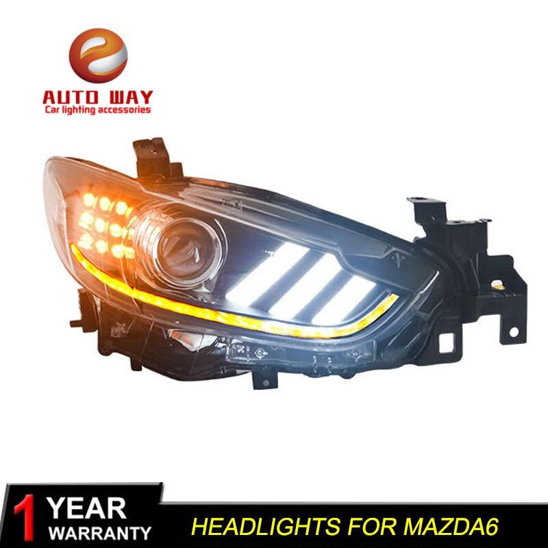 Mazda6 Aenza fənərləri üçün avtomobil dizaynı üçün işıq - Avtomobil işıqları - Fotoqrafiya 2