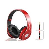 OV-X8MV Składany Studio HiFi Głęboki Bas Stereo Przewodowy Zestaw Słuchawkowy Z Mikrofonem Odłączany Przewód Słuchawek Muzyka Dla Smart Phone