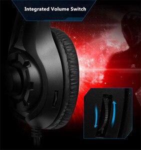 Image 5 - Rabatt LPS G1 Musik Super Bass Gaming Headset Casque Audio Kopfhörer Licht Kopfhörer mit Mikrofon für Computer PC Gamer