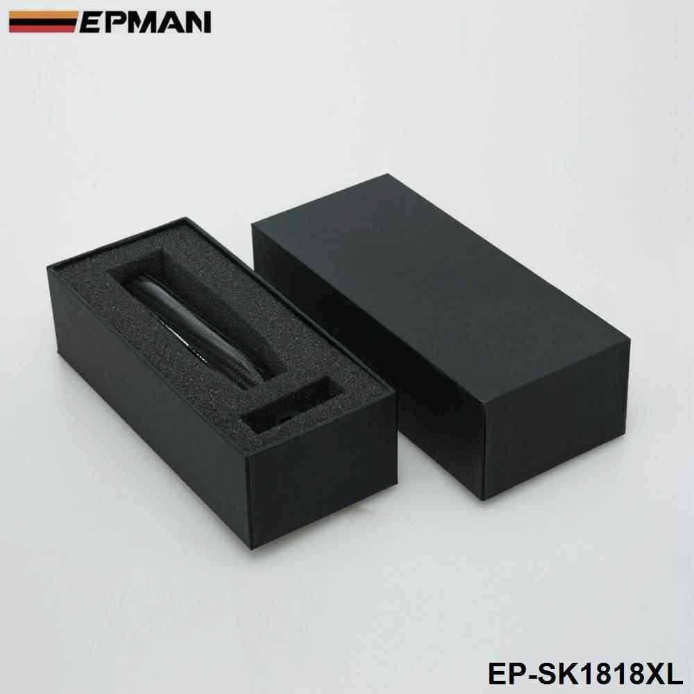 130 мм углеродное волокно механическая коробка передач алюминиевая ручка переключения передач для Audi TT S3 A3 03-06 Seat Leon Cupra BAM EP-SK1818XL