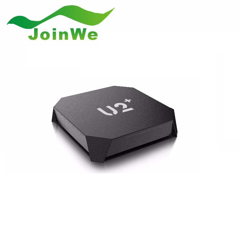 Android U2+ Smart Tv Box 1GB 8GB Quad-Core ARM Cortex-A53 up to 1.5GHz 2K 4K Android 6.0 Media Player Set Top Box  цены