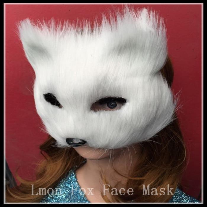 ΞEnvío libre Cosplay del Partido de Halloween disfraz Cosplay Fox ...