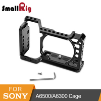 SmallRig For Sony A6500/A6300 Camera Cage Upgraded Version Protective Dslr Camera Rig For Sony A6500 Aluminum Alloy Cage 1889