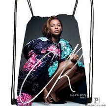 Custom beyonce Drawstring Backpack Bag for Man Woman Cute Daypack Kids Satchel Black Back 31x40cm 20180611