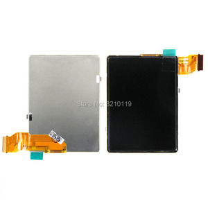 Image 1 - Nowy ekran wyświetlacza LCD naprawa część dla CANON IXUS130 IXUS 130 SD1400 IXY400F IXY400 PC1472 aparat cyfrowy z podświetleniem + szkło