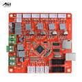 Anet A1284-Base 제어 보드 마더 보드 메인 보드 anet a8 diy 셀프 어셈블리 3d 데스크탑 프린터
