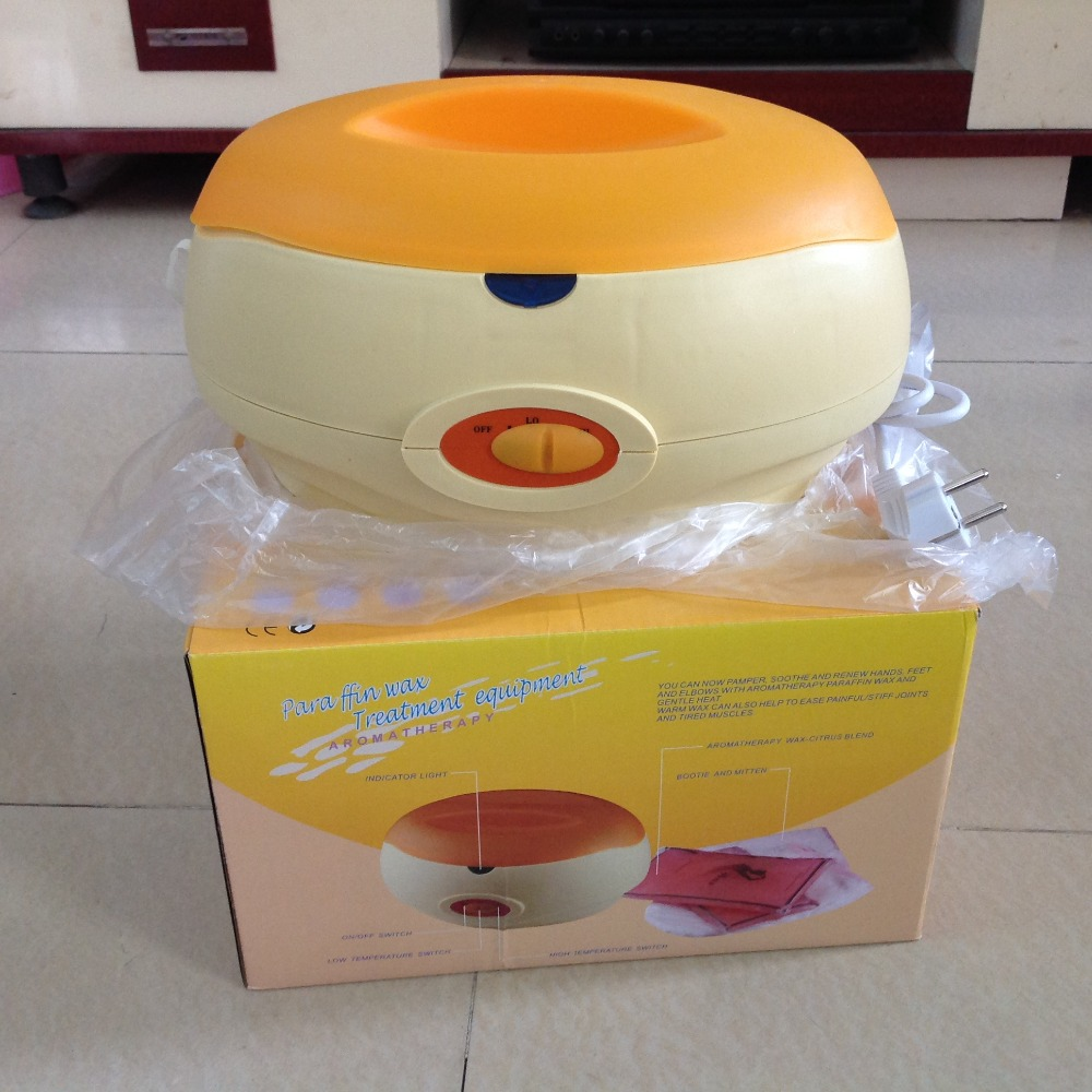 Hair Removal Machine  Wax Heater 1.6KG 110-240V Universal Epilator painless Paraffin Wax Hand Care Foot Care  32*27*19cm