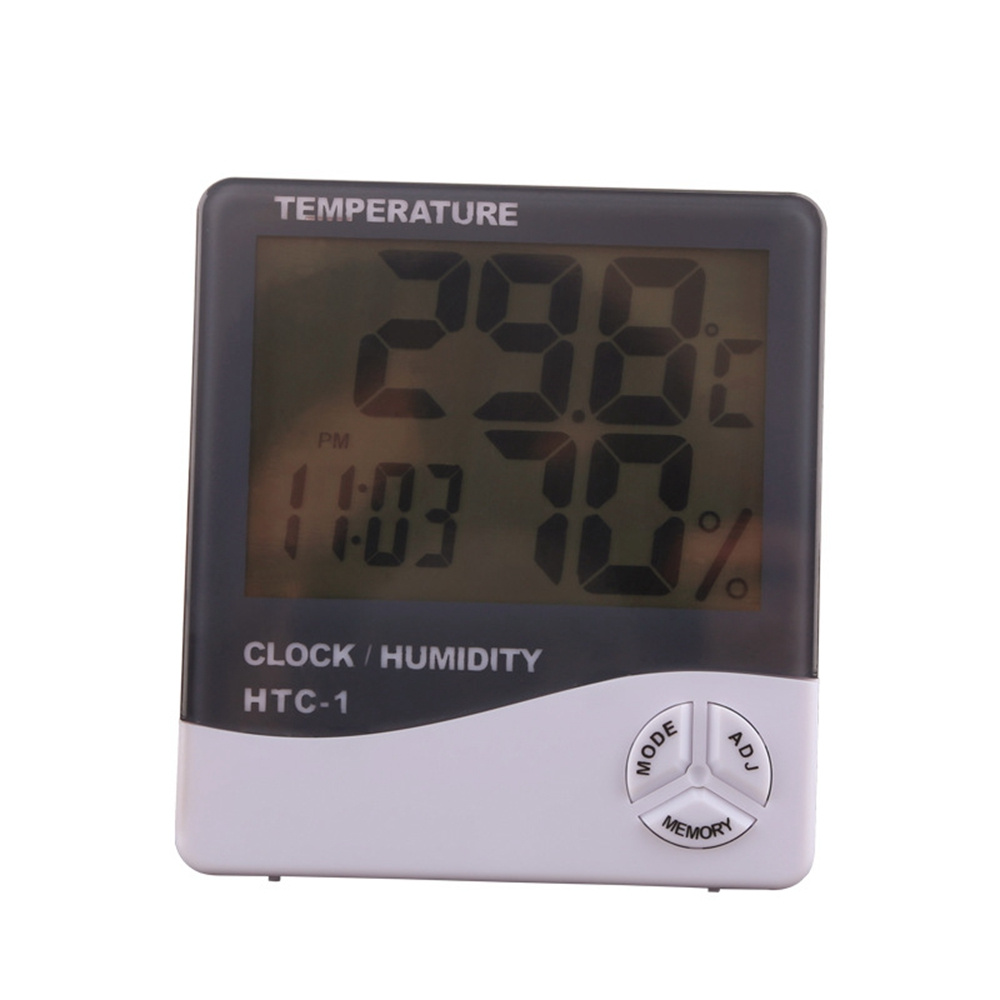 New Inside And Outside The Home Electronic Hygrometer Thermometer Precision Tester