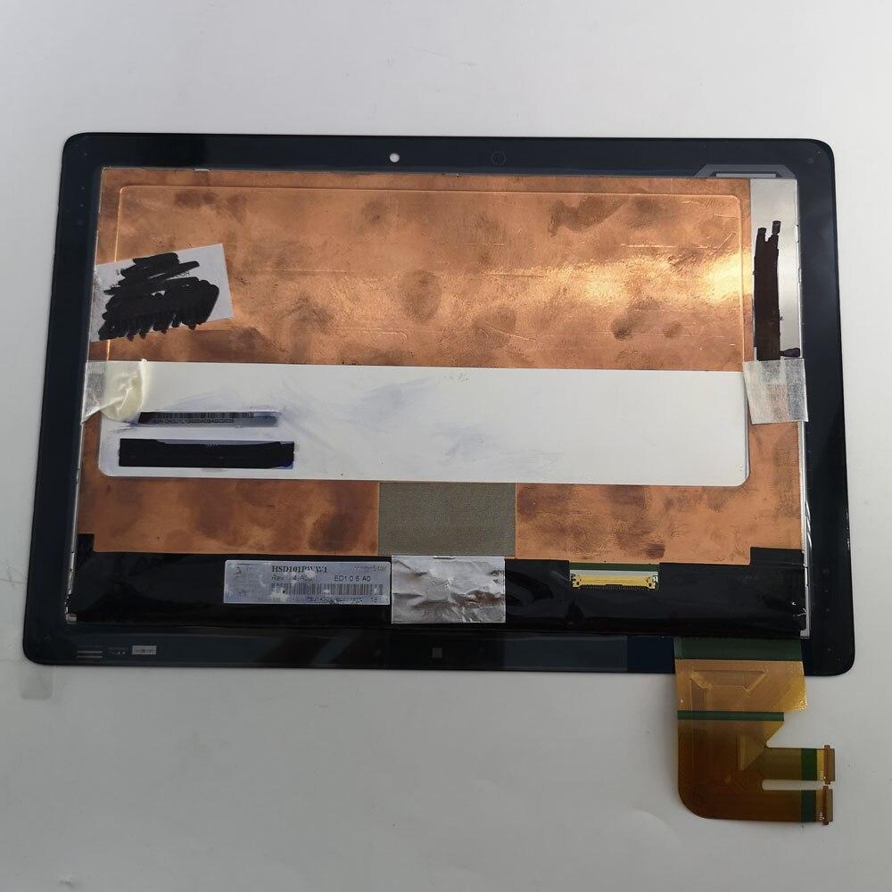Pour Asus EeePad transformateur TF300 TF300T TF300TG TF300TL écran tactile numériseur capteur verre LCD panneau d'affichage moniteur assemblée