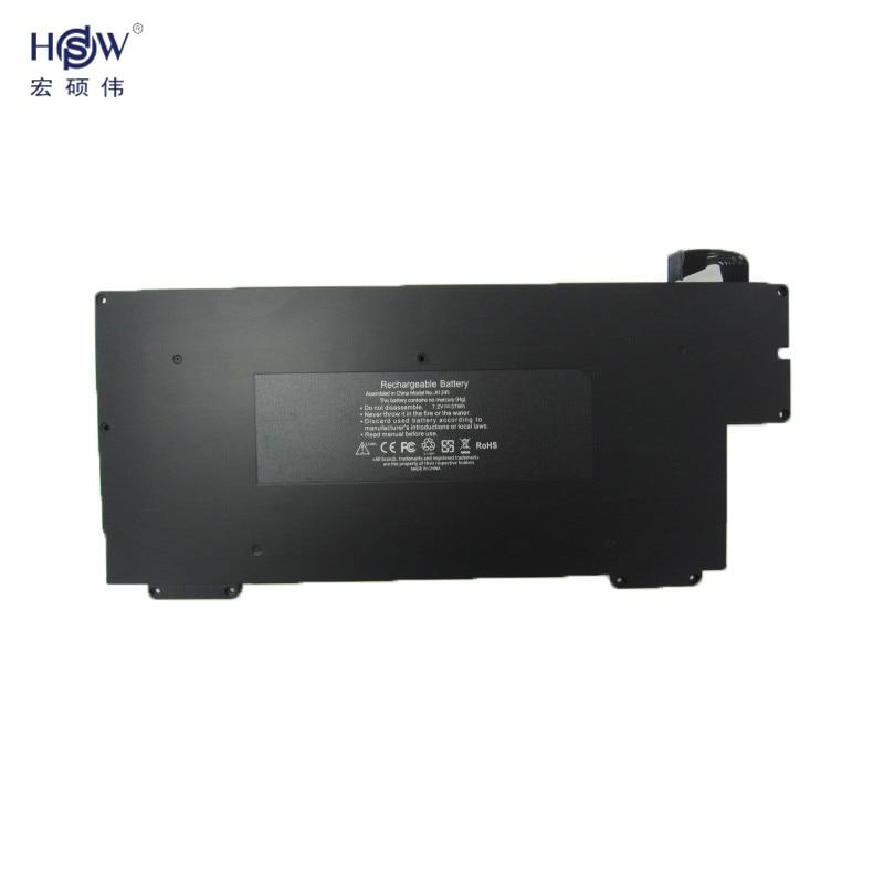HSW New Laptop Battery For Apple MacBook Air 13 A1304/ A1237 Battery 020-6350 A1245 MB003 MC234ZP/A NEW bateria akku компьютерные аксессуары for apple macbook air 10 apple macbook air a1237 a1304 mb003 mc233 mc234 2008 2009
