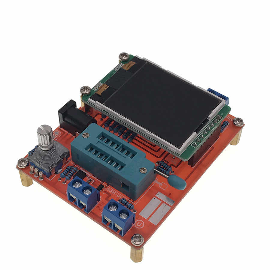 Detail Feedback Questions About Lcd Gm328a Transistor Tester Diode Capacitance Esr Voltage Frequency Meter Pwm Square Wave Signal Generator Smt