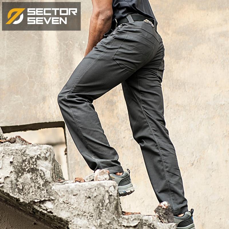 Pantallona taktike Pantallona mensi të papërshkueshëm nga uji IX6 - Veshje për meshkuj - Foto 5
