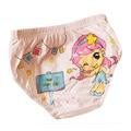 Bragas de las muchachas briefs mediados de cintura para niños roupas infantis menina algodón transpirable niño calzoncillos kids underwear
