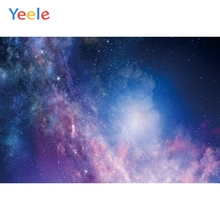 Yeele Wallpaper Beautiful Nebula Glitter Backdrops Photography Personalized Photographic Backgrounds For Photo Studio