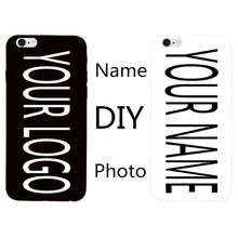 Fashion Customized Design DIY OEM Logo/Photo Hard PC Phone Case For Lenovo A916 A1000 A5000 A6000 A7000 K3 Note Printing Cover