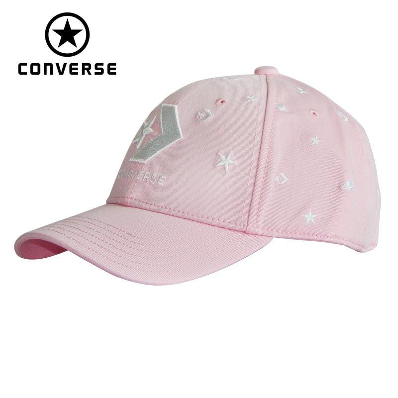 converse original outdoor sports cap Star arrow LOGO women's unisex Golf cap size OS  Sport Hats 10008719-A03