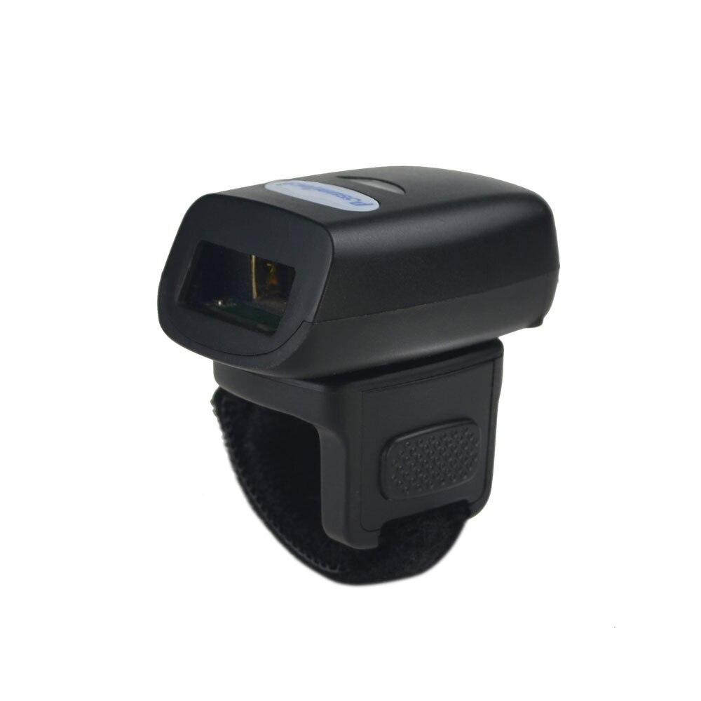 Fs03 носимых кольцо 1D лазерный сканер Bluetooth сканер штрих-кода 32bit USB для IOS Android Оконные рамы Mac