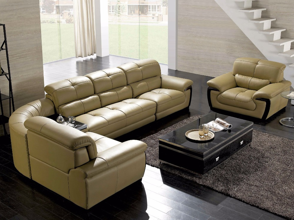 Aliexpress.com : Buy 2016 Limited Armchair Set No Sectional Sofa Bean Bag  Hot Sale Italian Style Leather Corner Sofas For Living Room Furniture Sets  from ... - Aliexpress.com : Buy 2016 Limited Armchair Set No Sectional Sofa