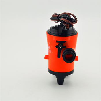 Tuyau D'eau Lowes | 350gph 12 V Tuyau Pompe De Cale à Main RuIe Système D'interrupteur à Flotteur à Faible Courant Instructions De Transfert