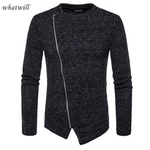 fashion 2017 mens sweater casual sweaters hip hop cardigan fitness knitted sweater brand clothing