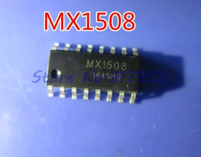 10pcs/lot MX1508 MX1508RX  SOP-16 New Quad Dual-Channel Brushed DC Motor Driver IC In Stock
