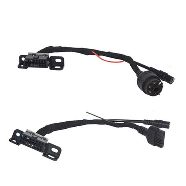 Xhorse Test Plarform EIS ELV Test Line fo Mercedes Benz Giar Box ISM/DSM 7-G 7G Renew Cable for VVDI MB BGA Tool