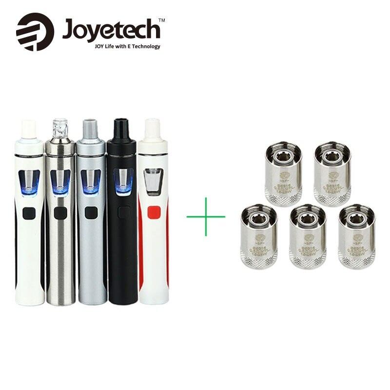 Kit Original de vaporizador rápido Joyetech eGo AIO 1500 mAh 2 mL 0.6ohm/ ohm vaporizador de cigarrillo electrónico todo en uno vs Kit de Inicio ijust s