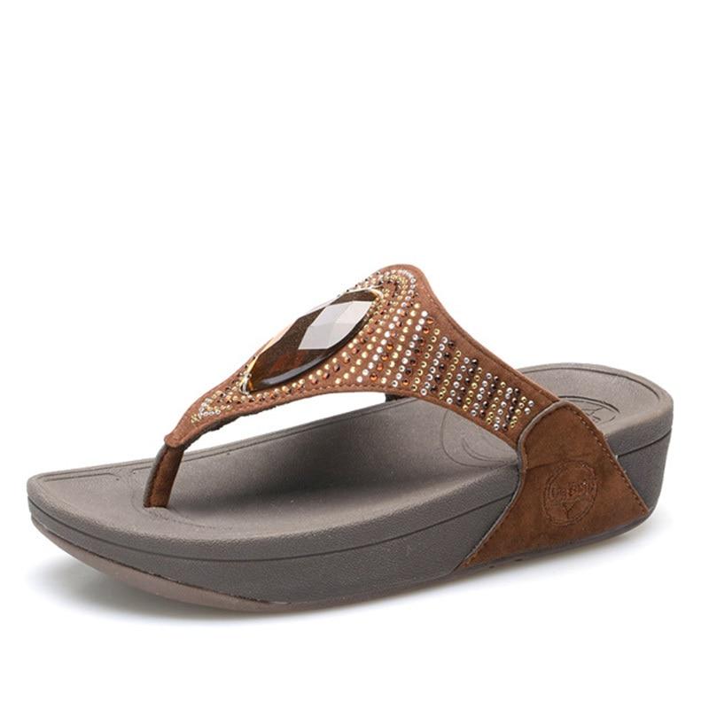 Fashion Women Shoes Slides Casual Slip On Sandals Women Summer Rome Style Ladies Sandal Flat 36