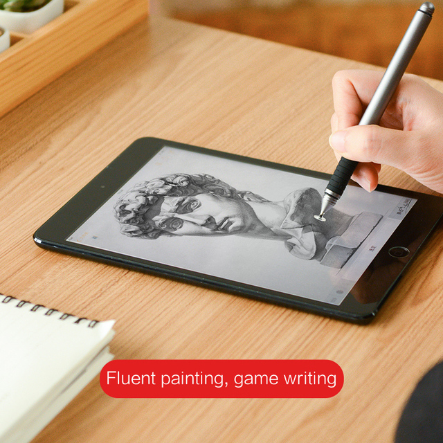PZOZ mobile phone stylus For ipad mini air pro Active capacitance pen touch painting pen Capacitive Screen Drawing Tablet Stylus
