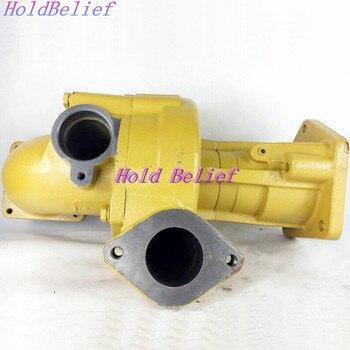 Fit עבור Komatsu מנוע משאבת מים חדשה 6D170