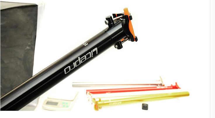 Litepro BMX Bersepeda Seatpost Dahon Sepeda CNC Kursi Tabung A61 Bike Kursi Posting 33.9 Mm * 600 Mm