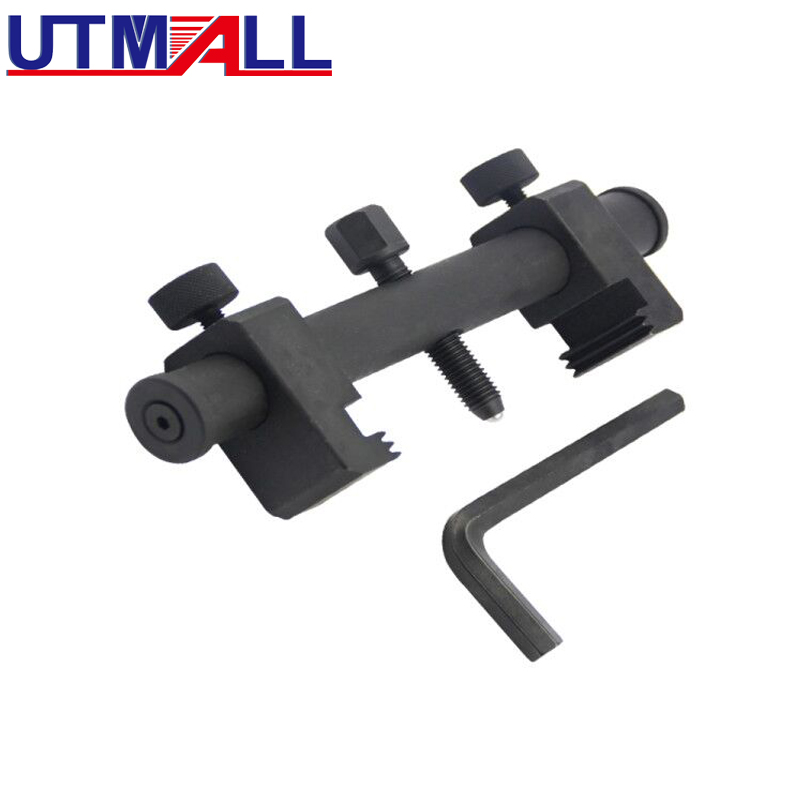 Puller for ribbed drive pulley crankshaft remover car repair tool