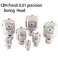 long tool life aliexpress adjustable 0.005 tolerance finish EW CBH 100 203 boring head crease LBK6 CNC Mill boring machining